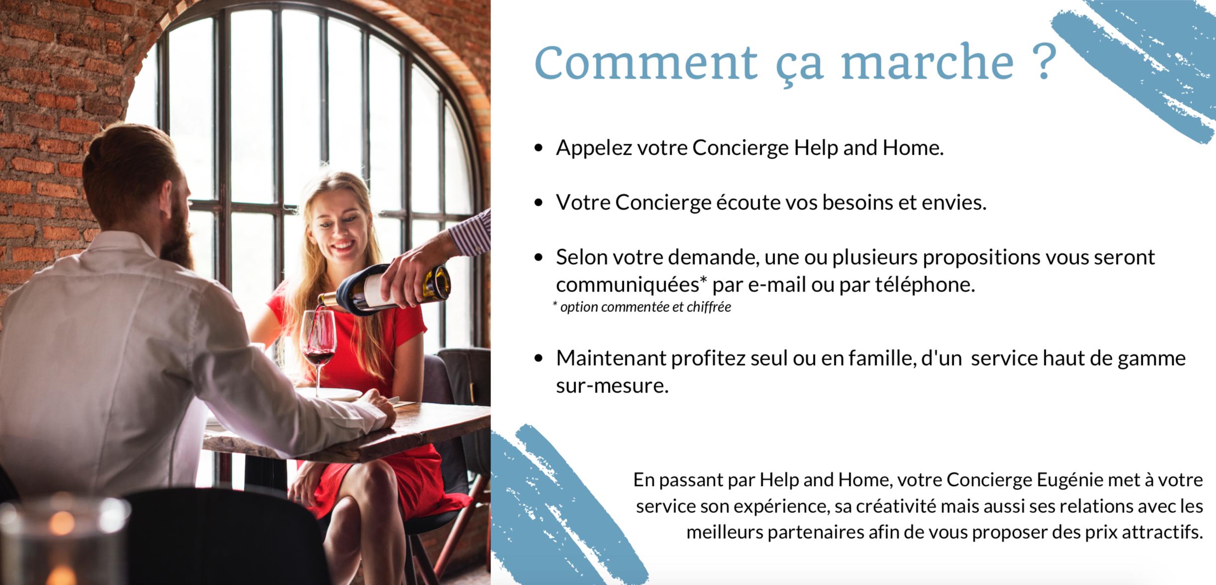Conciergerie privée - Help and Home