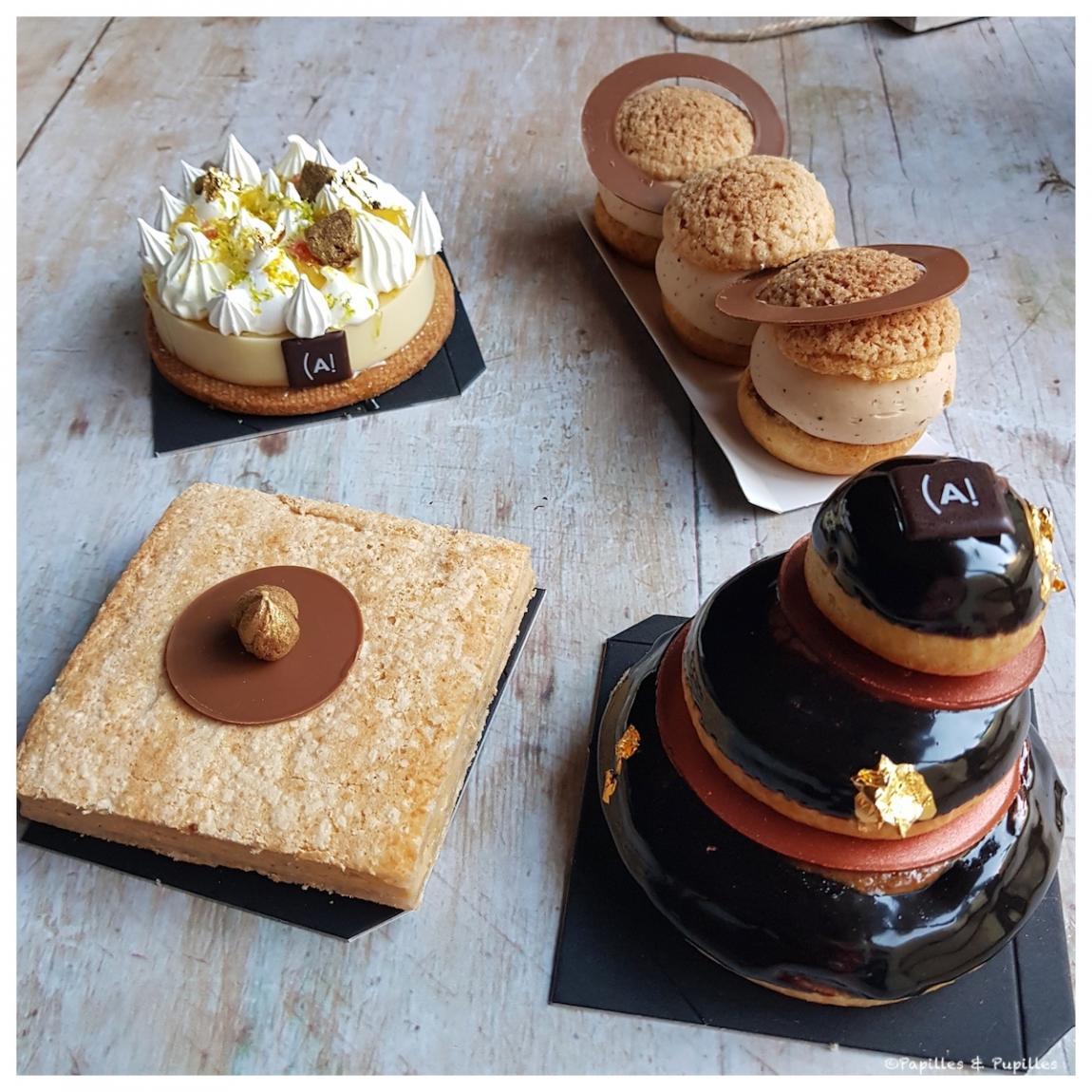Gâteaux Pâtisserie de famille Ha(a)ïtza - Help and Home