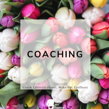 Help And Home - Services Coaching - Coach Lifetime Sport, Make-up et Coiffure