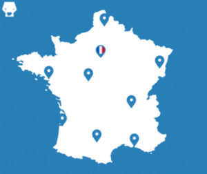 Help and Home - Présence en France