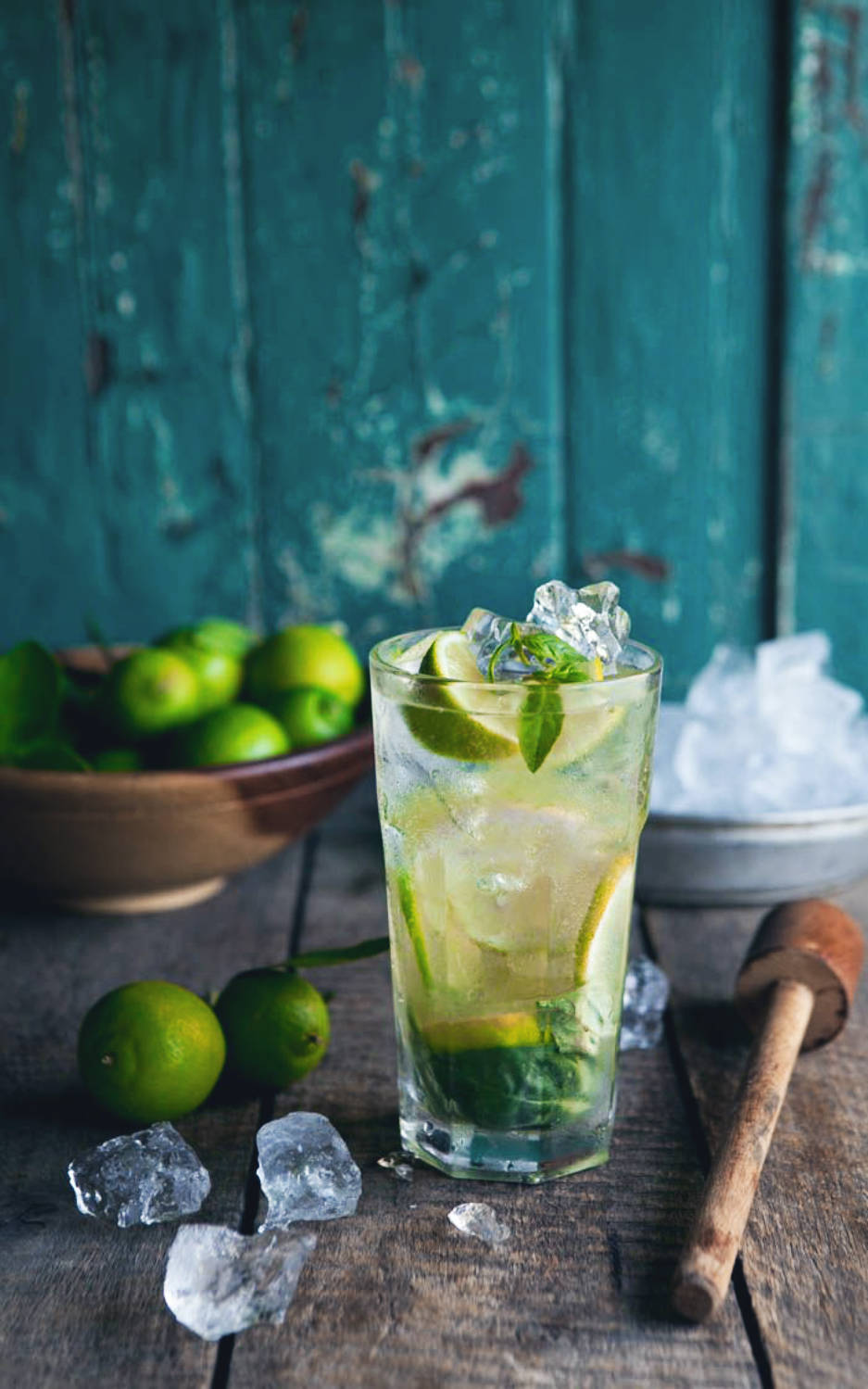 Help and Home - Mojito, cocktail entre amis